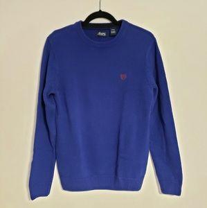 Chaps - Oversized Royal Blue Sweater
